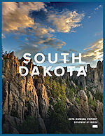 2016 Annual Report, South Dakota Department of Tourism