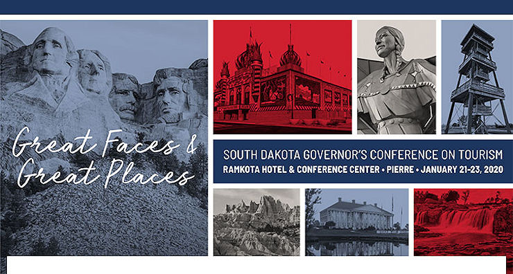 2020 South Dakota Governor's Conference on Tourism